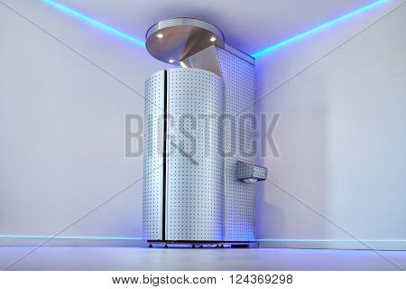 Cryo Sauna For Whole Body Cryotherapy