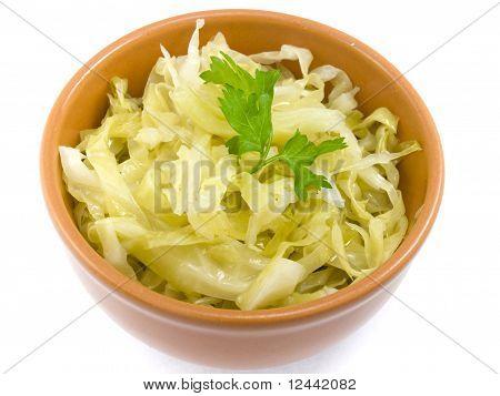 Plate Coleslaw
