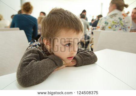 A Thoughtful Child
