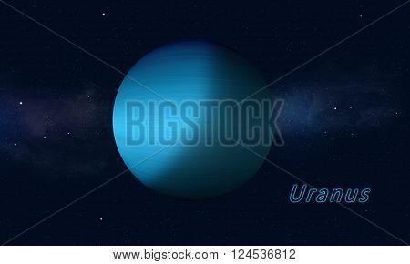 Gas Giant Uranus