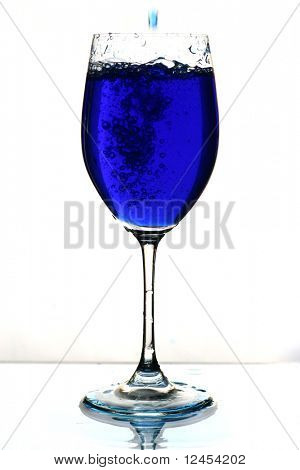 drink in glass