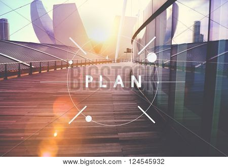 Plan Planning Strategy Vision Process Operations Concept