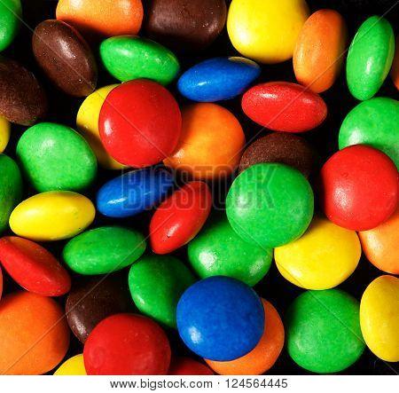 Colorful background. Colorful background. Candy. Multicoloured background. Colours. Colourful sweets.Sweet food background. Desert. Sweets. Children like