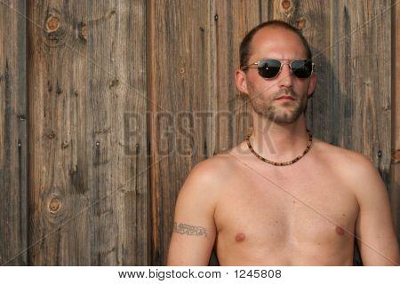 Dude In Sunglasses