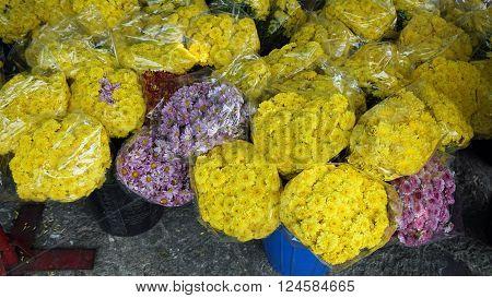 Pak Khlong Talat Flower Market