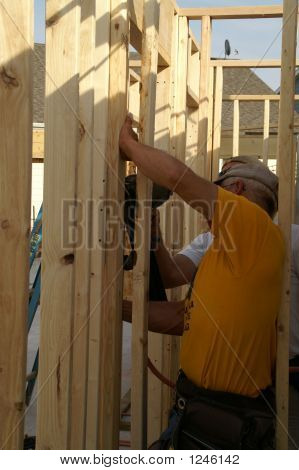 Fastening Walls Together