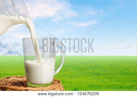 Milk.