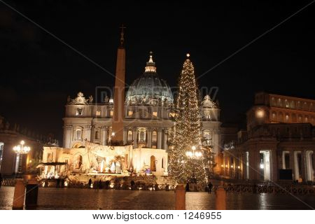 Christmas At St. Peter'S