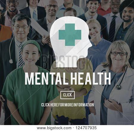 Mental Health Emotional Medicine Psychology Concept