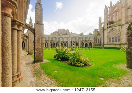 Cathedrale Saint-tugdual De Treguier