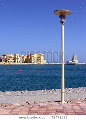 New Marina, El Gouna, Red Sea, Egypt