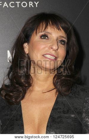 LOS ANGELES - APR 5:  Susanne Bier at the The Night Manager AMC Premiere Screening at the Directors Guild of America on April 5, 2016 in Los Angeles, CA