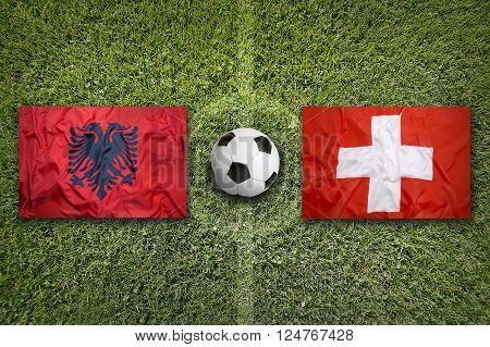 Albania Vs. Switzerland, Group A