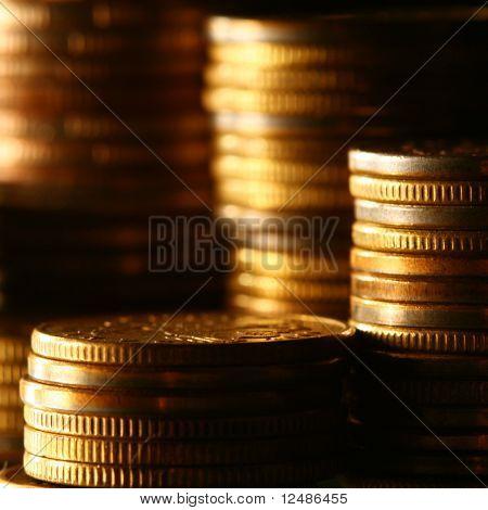 golden coins macro