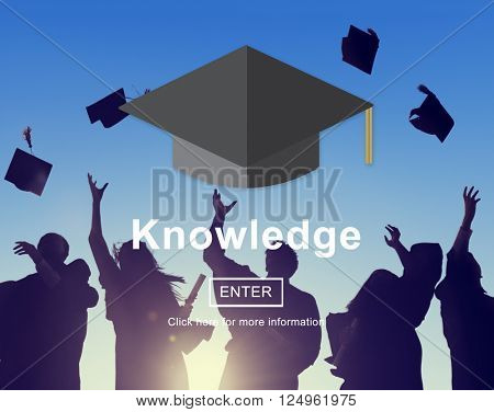 Knowledge Studying University Education College Concept