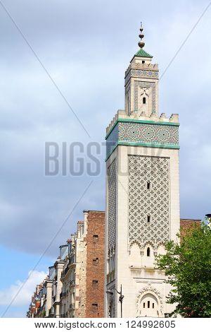 Paris - Grand Mosque