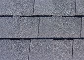 Roofing Shingles style pattern sample for building industry and home construction poster