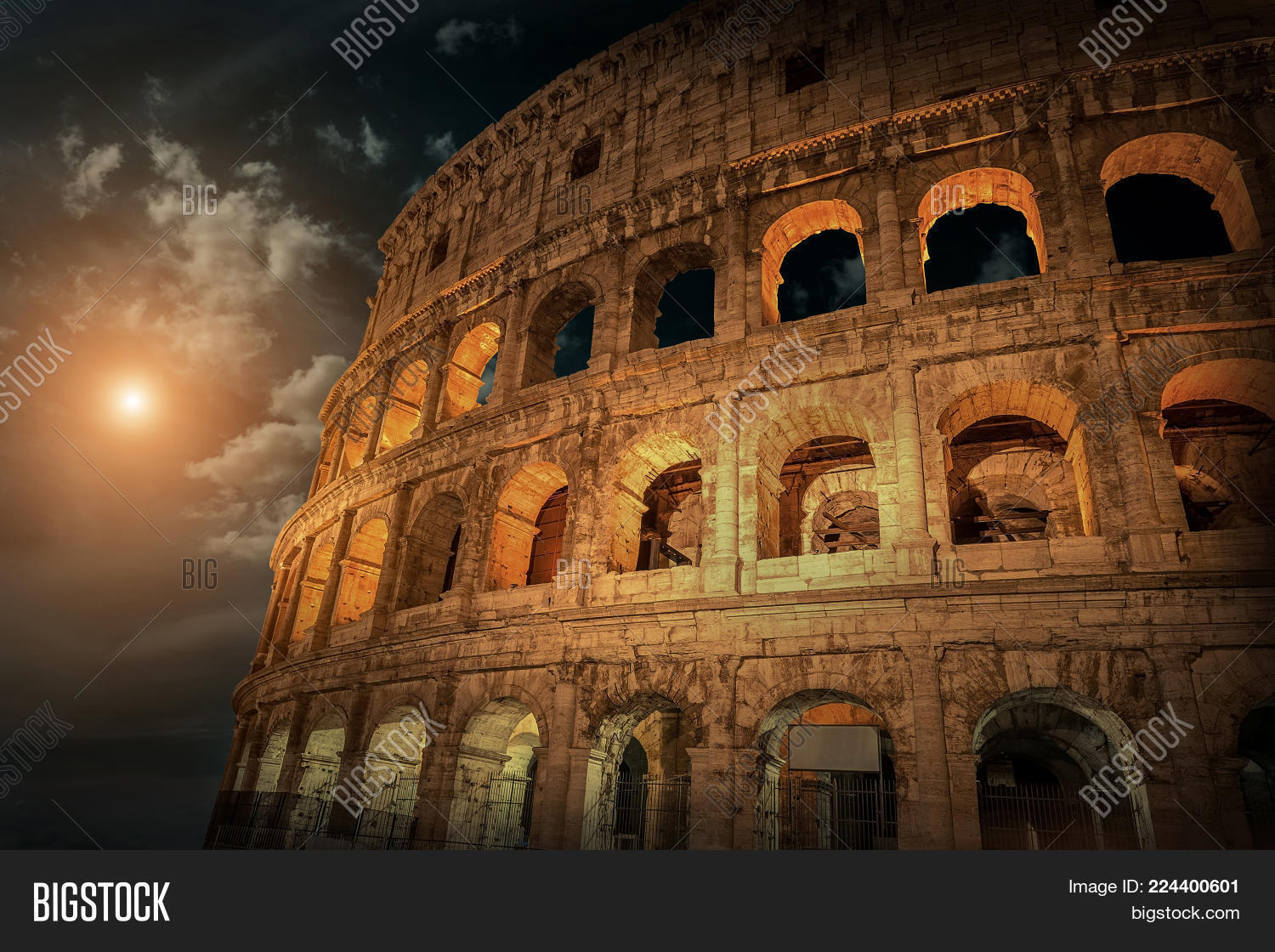 international rome italy powerpoint template international rome