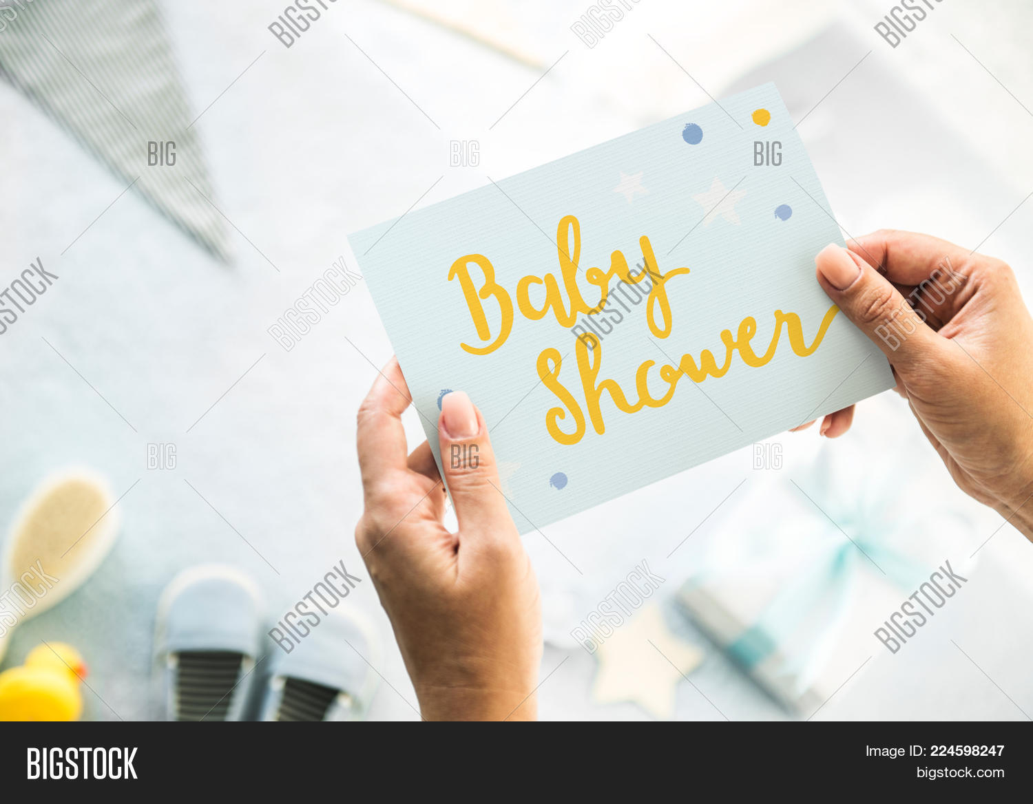 baby shower gifts powerpoint template baby shower gifts powerpoint
