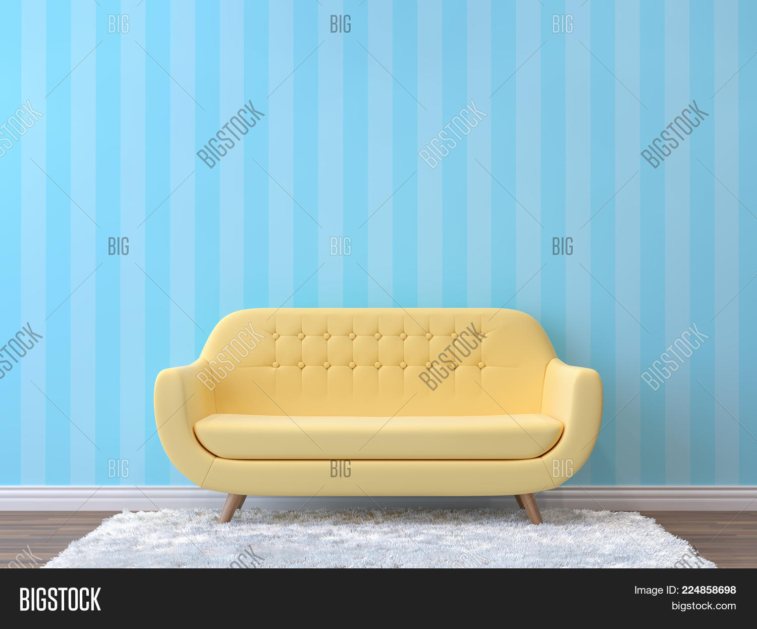 Colorful Living Room Image & Photo (Free Trial) | Bigstock