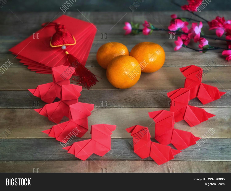 Chinese New Year Image Photo Free Trial Bigstock