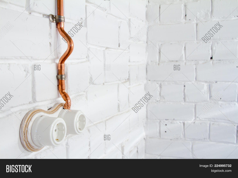 Peachy Retro Socket Made Image Photo Free Trial Bigstock Wiring Digital Resources Indicompassionincorg