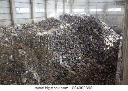 Waste-to-energy Waste Garbage Trash