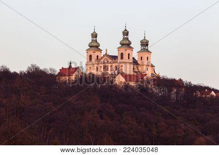 Camaldolese Hermit Monastery In Krakow. Krakow, Malopolskie, Poland.