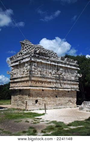 Ancient Mayan Nunnery Found Among Religious Buildings In Mayan Ruins