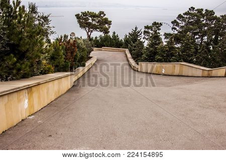 The Corridor Between The Houses