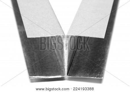 C Shaped Metal Profile