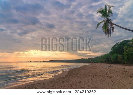 Puerto Viejo is a coastal town on the Carribiean side of Costa Rica