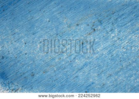Abstract Macro Photo of Texture in White and Blue