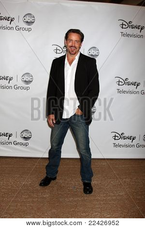 LOS ANGELES - AUG 7:  Charles Mesure arriving at the Disney / ABC Television Group 2011 Summer Press Tour Party at Beverly Hilton Hotel on August 7, 2011 in Beverly Hills, CA