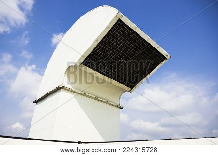The Air Duct system for modern buliding