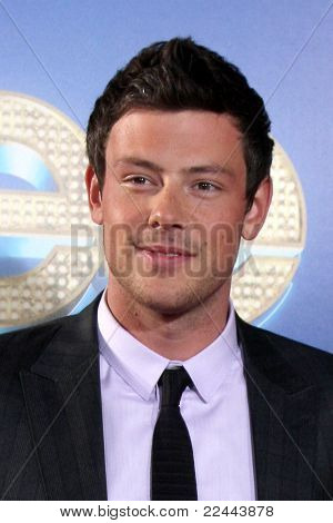 LOS ANGELES - AUG 6:  Cory Monteith arrives at the