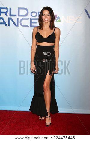 LOS ANGELES - JAN 30:  Jenna Dewan Tatum at the