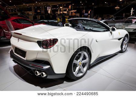 Ferrari Portofino Sports Car