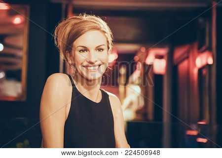 London, United Kingdom - August 24, 2017: Julia Roberts in Madame Tussauds wax museum in London