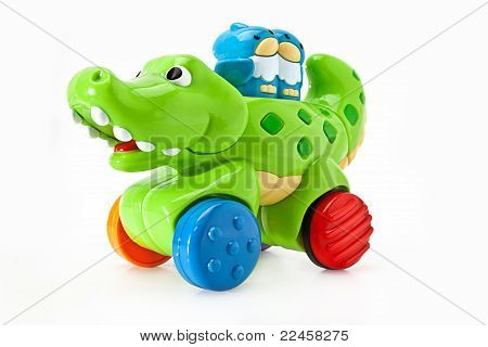 Aligator Children's Toy
