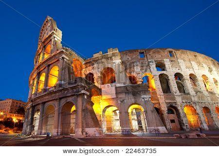 Colosseum  Coloseum Rome Italy