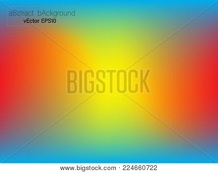 Gradient Mesh Color Background. New Abstract Modern Screen Vector Design For Mobile App. Soft Color