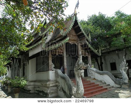Temple in chiangmai