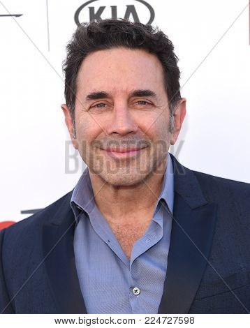 LOS ANGELES - JAN 28:  Dr. Paul Nassif arrives for Steven Tyler 1st Annual Janies Fund Gala 2018 on January 28, 2018 in Hollywood, CA