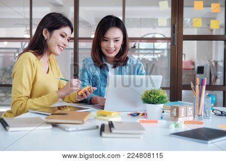 Business Startup Teamwork Brainstroming And Education Concept.