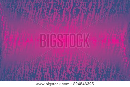 Purple Blue Neon Poster, Glowing Iridescent Lines with Neon Colors, Abstract Shining Wave Background, Colorful Design, Vector illustration with Glowing Lines, Neon Effects Gradient Background