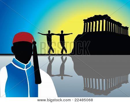 Greek scenery