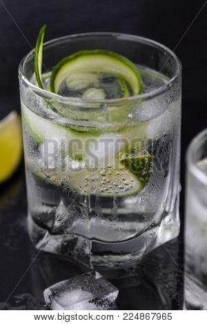 Gin Tonic Drink