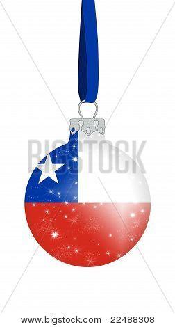Christmas ball - Chile