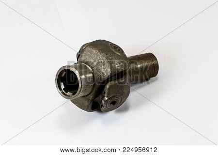Antique automotive universal joint slip yoke assembly